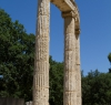 A visit to Ancient Olympia. This is where they light the Olympic Torch.