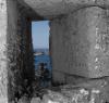Castle ruins of Pilos