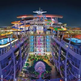 Symphony of the Seas: Biggest cruise ship in the world