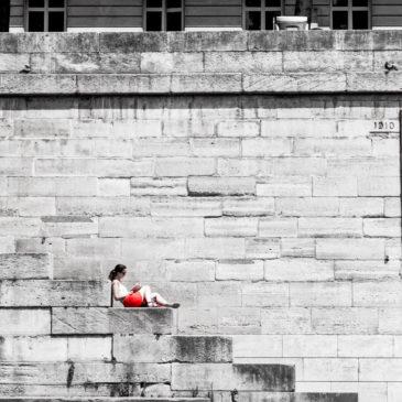 Seen on the Seine